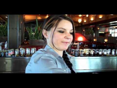 Redstone's Signature Stoli Doli Martini | Redstone American Grill