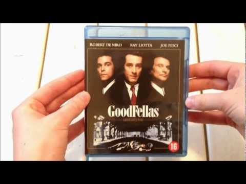 Goodfellas Blu-Ray Unboxing 1080p HD