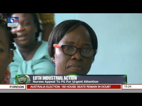 News Across Nigeria: LAUTECH Doctors Call Off Strike