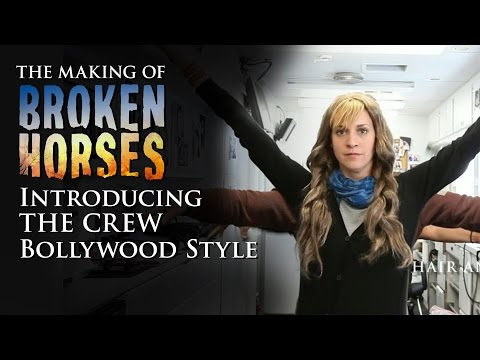 Broken Horses (Behind the Scenes 'Introducing The Crew Bollywood Style')