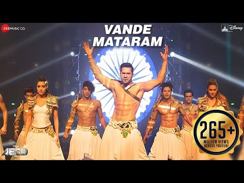 Video Vande Mataram Full Video | Disney's ABCD 2 | Varun Dhawan & Shraddha Kapoor | Daler Mehndi | Badshah download in MP3, 3GP, MP4, WEBM, AVI, FLV January 2017