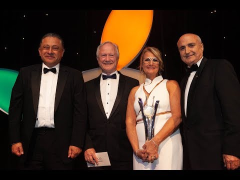 2018 Ethnic Business Awards Medium to Large Business Category Winner – Alf & Nadia Taylor – TNA Solutions