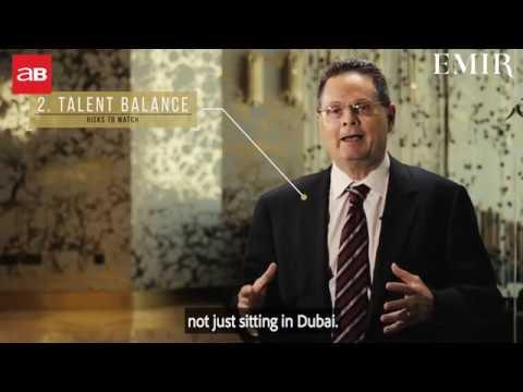 Norm Gilsdorf on Dubai's status as a regional hub