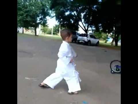 Karateca  miguel alves