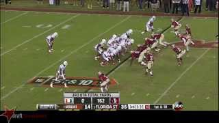 Timmy Jernigan vs Miami (2013)