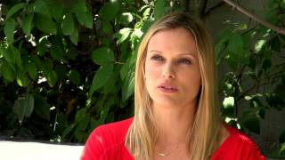 Actress Vinessa Shaw shares about overcoming obstacles in her career.