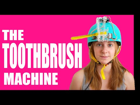 The Toothbrush Machine