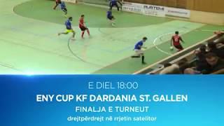 Promo - Finalja e turneut ``Eny cup kf Dardania St.gallen``