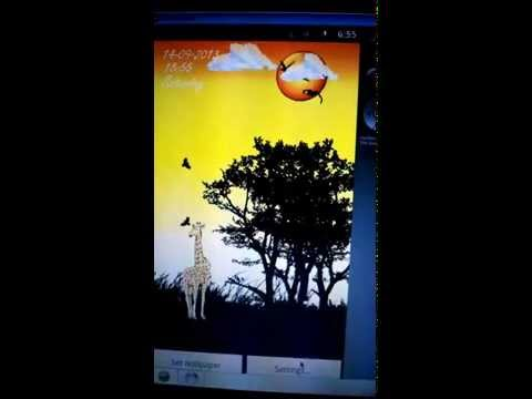 Video of Day Night Live Wallpaper FREE