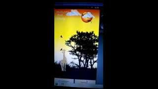 Day Night Live Wallpaper FREE YouTube video