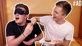 Caspar and I try food from around the world and try and guess where its from!► Subscribe To See More :) - http://bit.ly/OliWhiteTVThanks to Coca-Cola Zero Sugar for sponsoring this video.SUBSCRIBE TO CASPAR: http://www.youtube.com/Dicasp Coca-Cola Zero Sugar are giving away dream holidays over the summer, and have given me the chance to give-away an extra one this week! Stay to end to see how to enter or read the description below. To celebrate, Caspar and I are seeing who knows global food the best in a BLIND FOOD TASTE CHALLENGE! To enter in the competition all you need to do is purchase a bottle of Coca-Cola Zero Sugar with Miami on it, take a picture of the bottle and share on Twitter or Instagram tagging Coca-Cola_GB on Twitter and CocaColaEU on Instagram with the hashtags #CokeSummer and #FlyMeToMiami. Please check the T&Cs: coke.co.uk/flyaway  Competition closes midnight 8th June. Terms and ConditionsDraw open to GB, CI & IoM residents only. 16+ (U18s need parental consent & if win must be accompanied by adult). Promotion opens 05.06.17 – 08.06.17. Internet, public Instagram account, & registration required. To enter find a promotional Coca-Cola Zero Sugar bottle in-store with a 'Miami' destination label, take a selfie with the bottle and share on Coca-Cola Instagram (@cocacolaeu) or Twitter (@cocacola_GB) pages with #CokeSummer and #FlyMeToMiami for the chance to win. Prize: 1 x 4 star, half board, 7 night holiday to Miami, inc. flight from closest international UK airport (UK transfers excluded). Prize draw from all valid entries 08.06.17. One entry per person/channel. Full T&Cs: [coke.co.uk/flyaway]. Promoter: Coca-Cola Great Britain, 1A Wimpole Street, London W1G 0EA.► ORDER THE TAKEOVER NOW! - http://www.gen-next.co.uk▶︎ (UK) ORDER GENERATION NEXT - http://amzn.to/1QkOuMw▶︎ (USA) http://bit.ly/GenNextUSBookMY INSTAGRAM: @OliWhiteTVMY TWITTER: @OliWhiteTVMY SNAPCHAT: OliWhite1MY FACEBOOK: fb.com/OliWhiteTVFOLLOW JAMES ON TWITTER: @JamesWhite_TVFOLLOW JAME