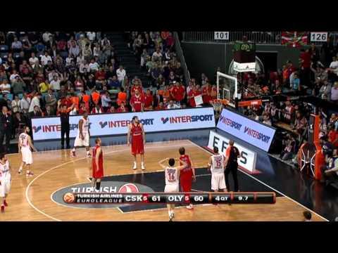 Printezis' Championship-winner shot heard 'round the basketball world!