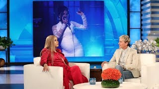 Video Cardi B Showed Ellen How She Got Pregnant MP3, 3GP, MP4, WEBM, AVI, FLV Januari 2019