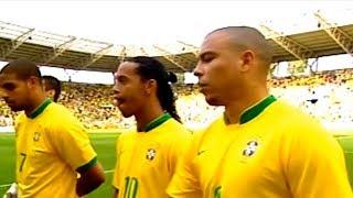 Video Quando Dava Medo Da Seleção Brasileira com Ronaldinho Gaúcho, Ronaldo, Adriano ... MP3, 3GP, MP4, WEBM, AVI, FLV Mei 2018