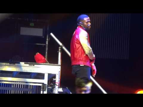 Jason Derulo – Stupid In Love  -Tattoos World Tour live Sydney 05/05/14