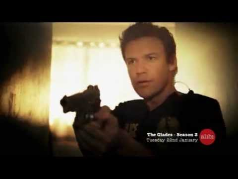 The Glades Series 2 Trailer - alibi