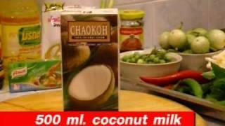Green Curry Recipe (pt1) | Thai Food