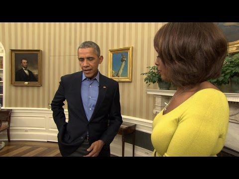 What's in President Obama's pocket?