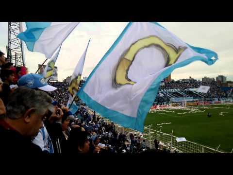 Gran recibimiento Atlético Tucumán vs Belgrano de Córdoba - La Inimitable - Atlético Tucumán - Argentina - América del Sur