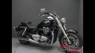 9. 2014  TRIUMPH  THUNDERBIRD COMMANDER - National Powersports Distributors