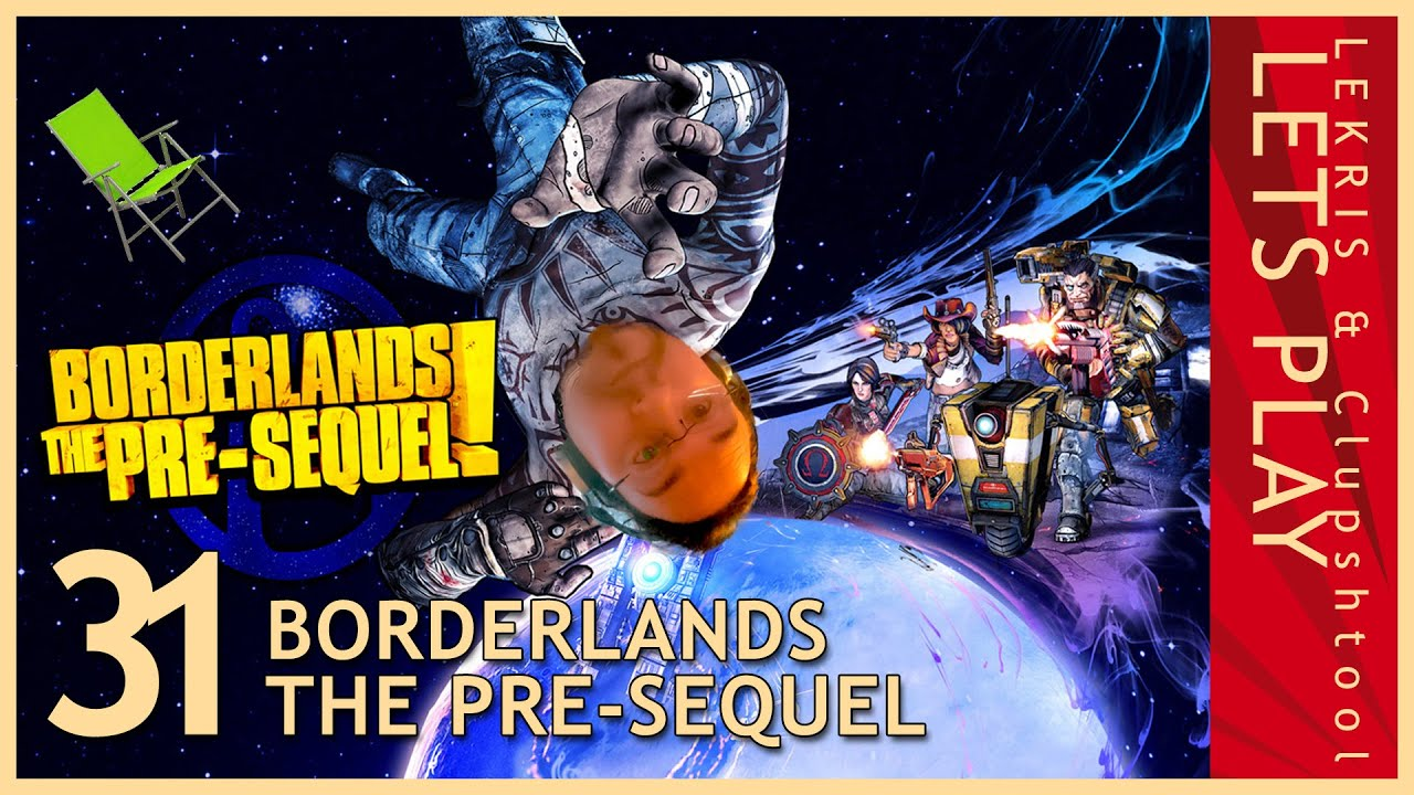 Let's Play Together Borderlands - The Pre-Sequel #31 - Wenn Gegner keine Waffen droppen