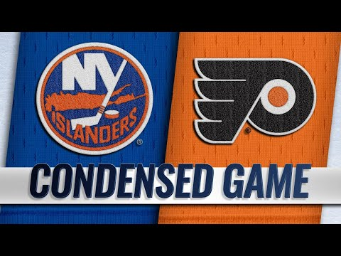 09/17/18 Condensed Game: Islanders @ Flyers