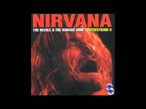 Nirvana - Negative Creep (Acoustic Live) [Lyrics]