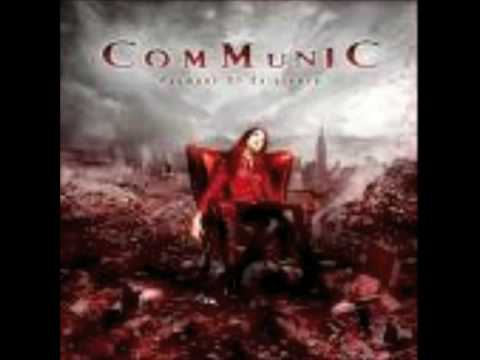 Communic - Stone Carved Eyes online metal music video by COMMUNIC
