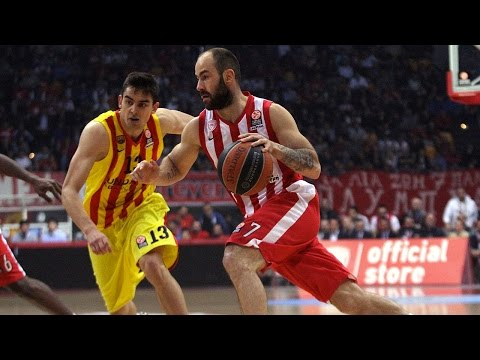 Highlights: Playoffs Game 3 vs. Olympiacos Piraeus
