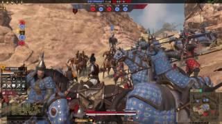 Игровой процесс War Rage с первого тестирования