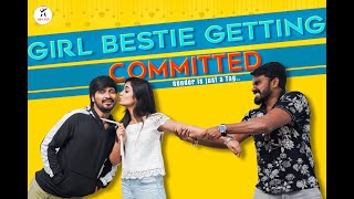 Video Girl Bestie Getting Committed   Gender is just a Tag   Sunny K   Sheetal Gauthaman MP3, 3GP, MP4, WEBM, AVI, FLV September 2019