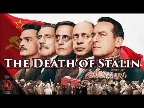 The Death of Stalin   Based on a True Story (видео)