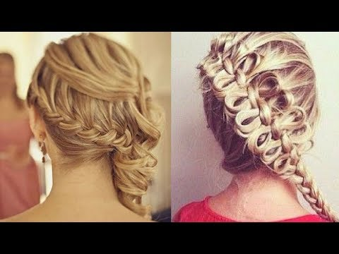 Easy hairstyles - Easy Beautiful Hairstyles Tutorials  Best Hairstyles for Girls # 17