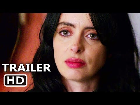 JESSICA JONES Season 3 Trailer (2019) Netflix Marvel Series HD