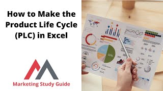 This video shows how to make and label the product life cycle (PLC) in Excel. Ideal for marketing students and practitioners.