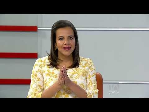 María Paula Romo, ministra de Gobierno, sobre el caso Bucaram