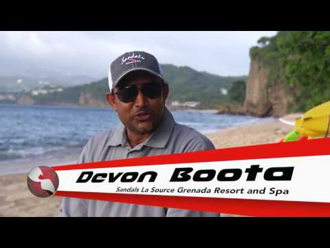 Scuba Nation Explores Sandals LaSource Grenada  -  Island of Spice