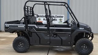 6. $13,999: 2015 Kawasaki Mule Pro FXT EPS Super Black: In Depth Review