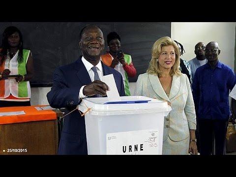 Ο Αλασάν Ουαταρά νικητής των προεδρικών εκλογών στην Ακτή Ελεφαντοστού