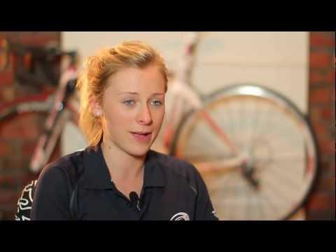 Racing Life Annette Edmondson 2011