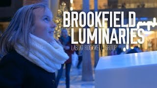HOLIDAY LIGHTS AT BROOKFIELD PLACE