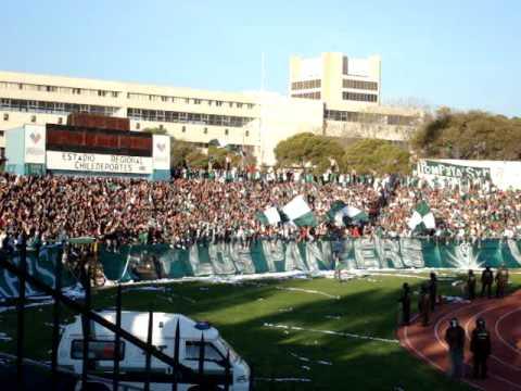 grito del alegria - Los Panzers - Santiago Wanderers