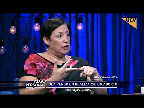 video Beatriz Sánchez explica cómo enfrentó la posibilidad de abortar tras quedar embarazada a los 19 años