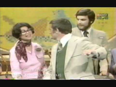 Family Feud (RIP Richard Dawson) (Premiere Episode) (1976)