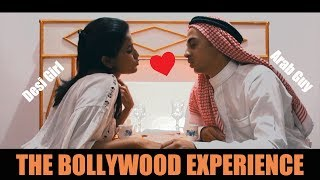 Video Desi Girl Gives Arab Guy The Bollywood Experience MP3, 3GP, MP4, WEBM, AVI, FLV Oktober 2018