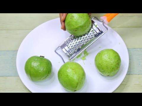 New Breakfast Recipe | Quick Breakfast Recipe | Less Oil Breakfast recipe | Guava recipe | Breakfast
