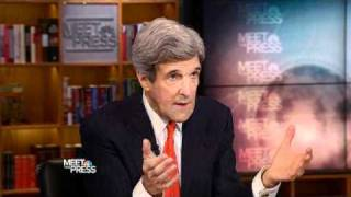 Meet The Press  One-on-one with John Kerry
