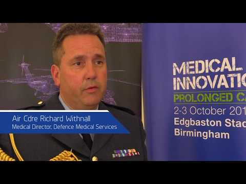 Air Cdre Richard Withnall, DMS, tells us what delegates can expect at MI 2018