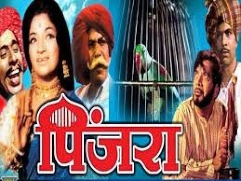 Famous Marathi Movie-  Pinjara Review
