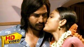 Mundasupatti - Nandita kisses Vishnu